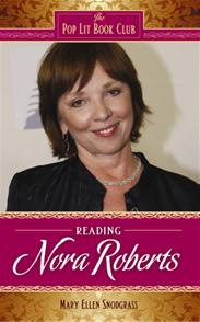 Reading Nora Roberts cover image