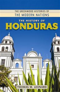 The History of Honduras cover image