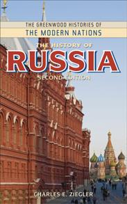 The History of Russia, 2nd Edition cover image