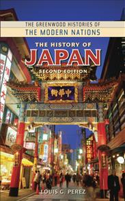 The History of Japan, 2nd Edition cover image
