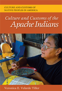 Cover image for Culture and Customs of the Apache Indians