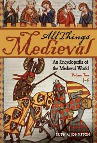 Cover image for All Things Medieval