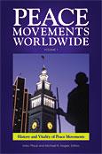 Cover image for Peace Movements Worldwide