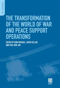 The Transformation of the World of War and Peace Support Operations cover image