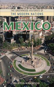 The History of Mexico, 2nd Edition cover image