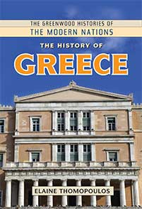 The History of Greece cover image
