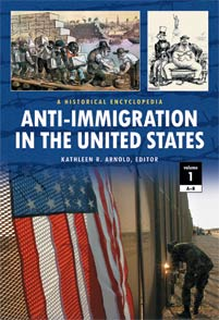 Anti-Immigration in the United States cover image