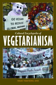 Cultural Encyclopedia of Vegetarianism cover image