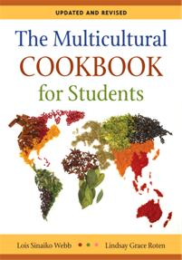 The Multicultural Cookbook for Students, 2nd Edition cover image