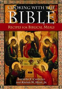 Cover image for Cooking with the Bible