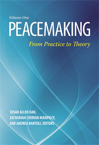 Peacemaking cover image