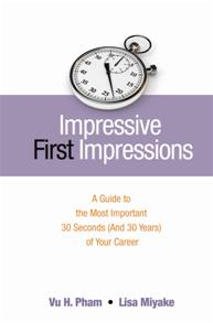Impressive First Impressions cover image