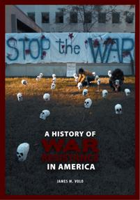 A History of War Resistance in America cover image