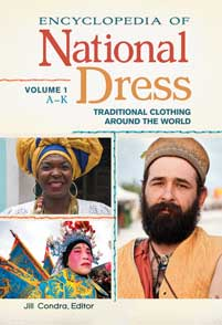 Encyclopedia of National Dress cover image
