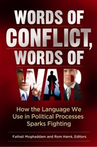 Words of Conflict, Words of War cover image