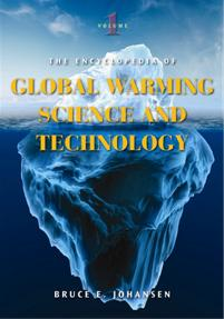The Encyclopedia of Global Warming Science and Technology cover image