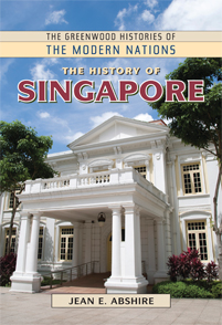 The History of Singapore cover image