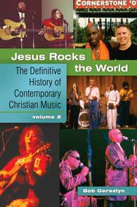 Jesus Rocks the World cover image