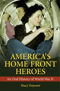 Cover image for America's Home Front Heroes