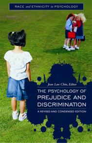 The Psychology of Prejudice and Discrimination cover image