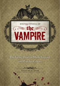 Encyclopedia of the Vampire cover image