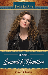 Reading Laurell K. Hamilton cover image