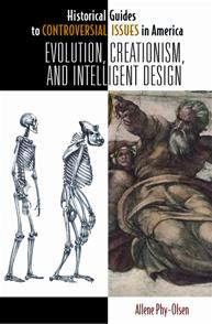 Evolution, Creationism, and Intelligent Design cover image