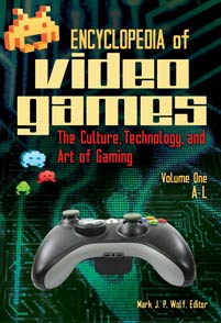 Cover image for Encyclopedia of Video Games