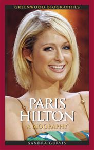 Paris Hilton cover image