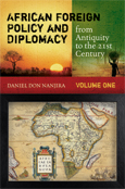 Cover image for African Foreign Policy and Diplomacy from Antiquity to the 21st Century