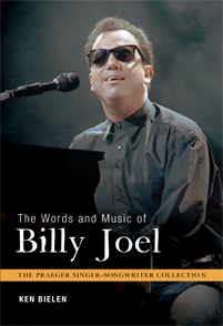 Cover image for The Words and Music of Billy Joel