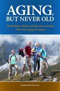 Aging, But Never Old cover image