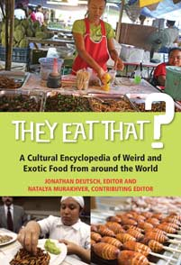 They Eat That? cover image