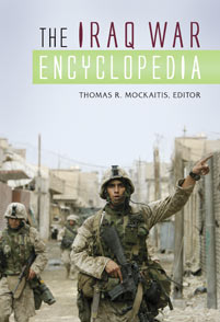 The Iraq War Encyclopedia cover image