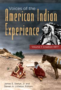 Voices of the American Indian Experience cover image