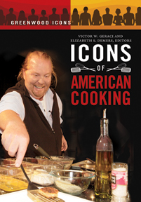 Icons of American Cooking cover image