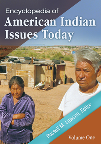 Encyclopedia of American Indian Issues Today cover image