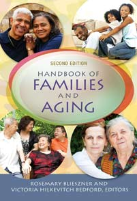Cover image for Handbook of Families and Aging