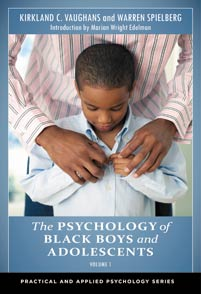 Cover image for The Psychology of Black Boys and Adolescents