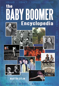 The Baby Boomer Encyclopedia cover image