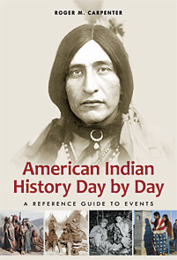 American Indian History Day by Day cover image