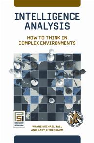 Intelligence Analysis cover image