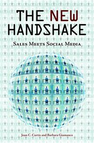 The New Handshake cover image