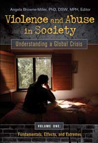 Violence and Abuse in Society cover image