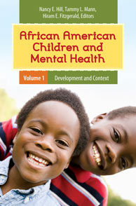 African American Children and Mental Health cover image