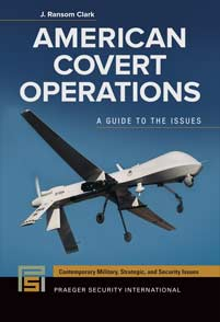 Cover image for American Covert Operations