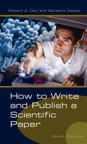 How to Write and Publish a Scientific Paper cover image