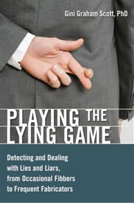 Playing the Lying Game cover image