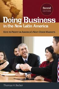 Doing Business in the New Latin America cover image