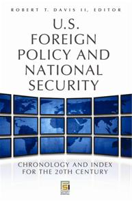 U.S. Foreign Policy and National Security cover image